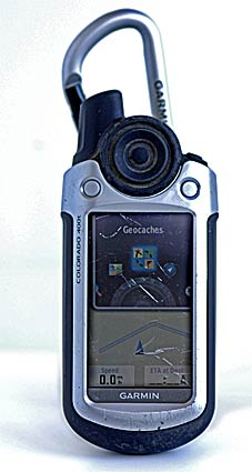 Garmin Colorado 400t Gps Unit