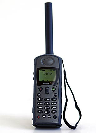 Iridium 9505a Satellite Phone