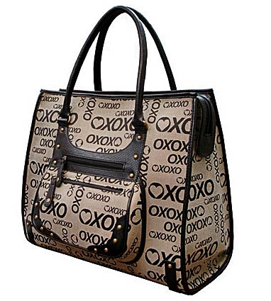 The Xoxo Romance L0aptop Tote
