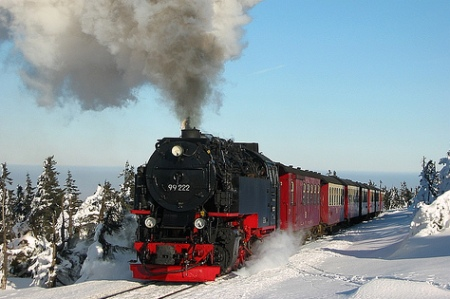 the harz narrow gauge railways