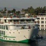 A Different Kind Of Cruise, The Nile