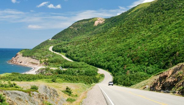 The Cabot Trail Nova Scotia