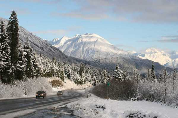 The Seward Highway