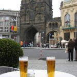 Prague, Beer And Memories