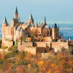 Three European Castles Out Of The Fairytale