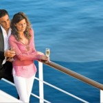 couple cruise vacation