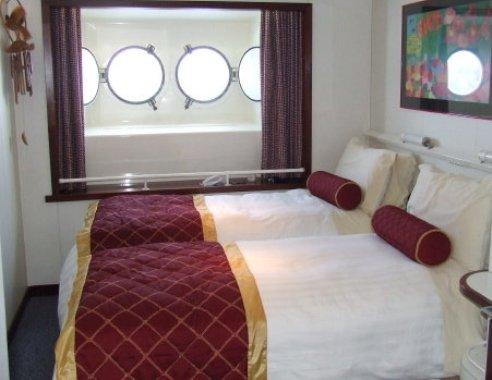 cruise accomodation