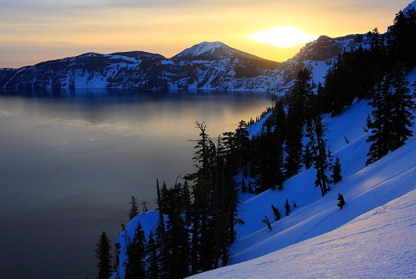 crater lake national park 1