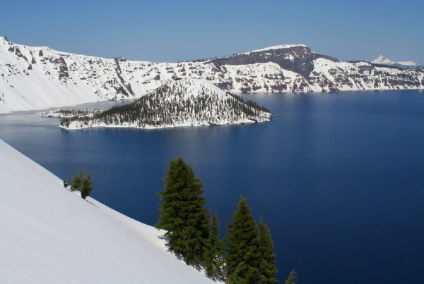 crater lake national park 7