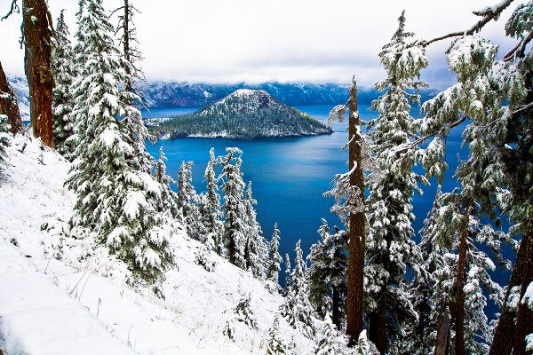 crater lake national park 9