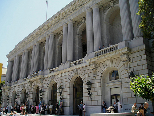 war memorial opera house at san francisco