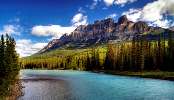 banff national park