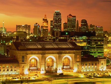kansas city railroad station