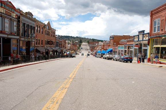 Cripple Creek Colorado USA