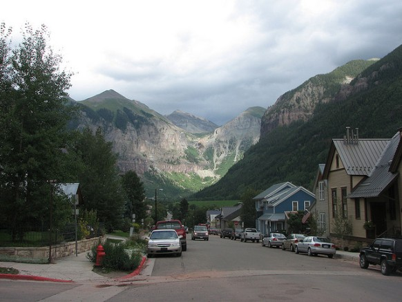 Telluride Colorado USA