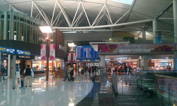 Incheon international Airport Shopping