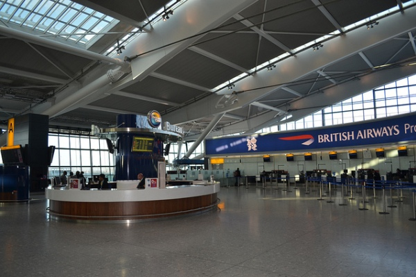 London Heathrow International Airport