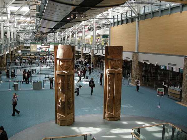 Best Airports for Shopping - Vancouver