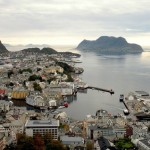 Alesund, Norway More Than a Picturesque Fishing Harbor