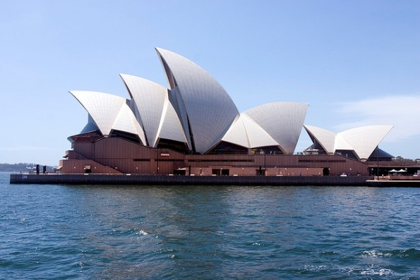 The Opera House, Sydney
