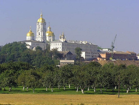 golden monastery ukraine