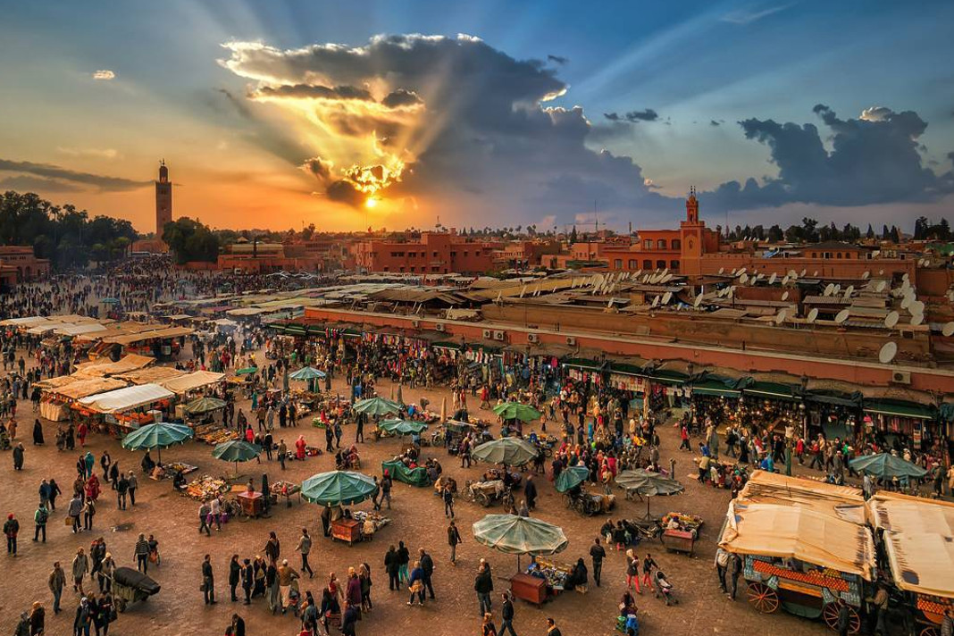 Morocco's-Tourism-Industry's