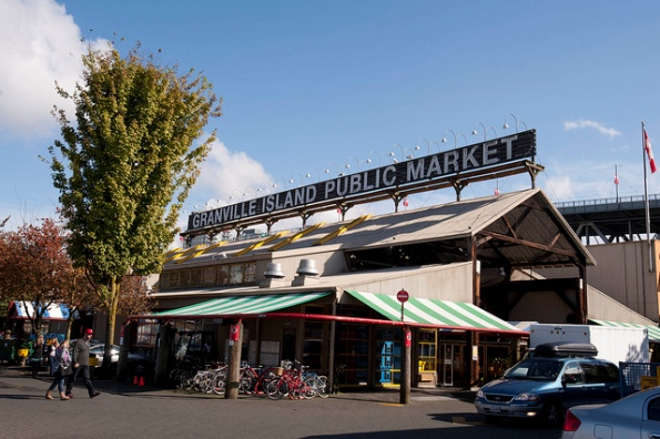 British Columbias Attractions - Granville Island