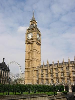 Big Ben's Clock Tower