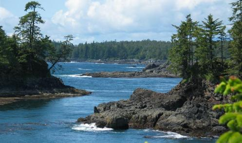 British Columbia Tofino