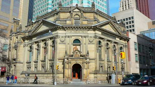 Toronto Ontario The Hockey Hall of Fame