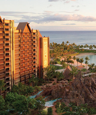 Aulani Resort, Hawaii
