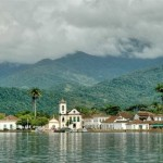 Lazing in Paraty