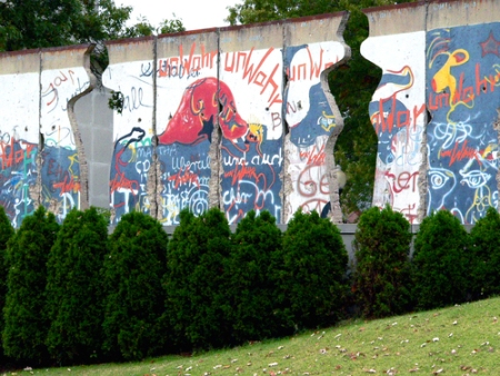 Berlin wall, Fulton