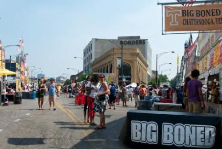 Windy City Rib fest