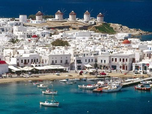 Why Travel to Greece in August