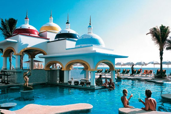 Cancun Delights All Inclusive And Swim Up Bars
