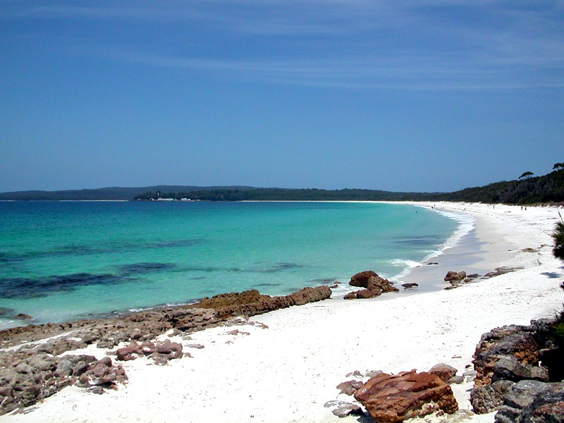 Hyams Beach-Australia