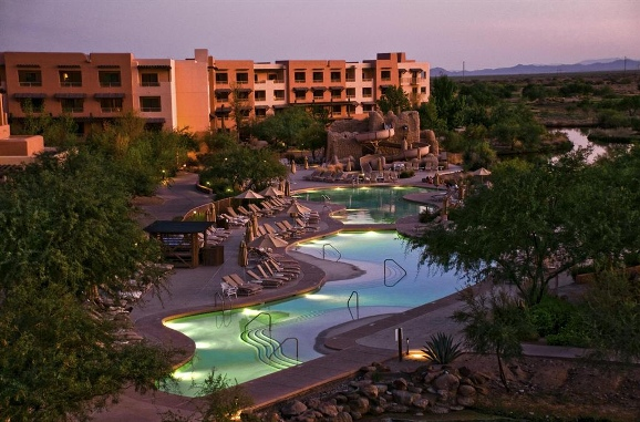 Sheraton Wild Horse Pass Resort & Spa in Arizona