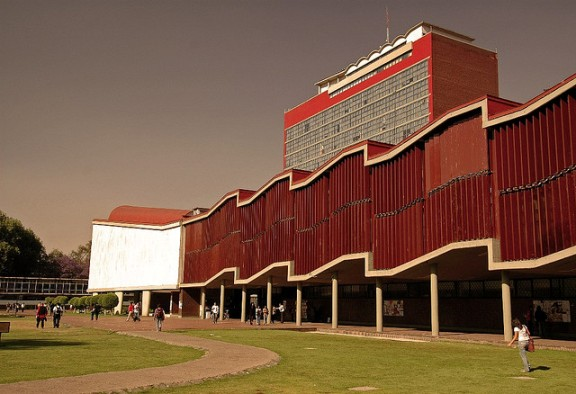 UNAM Campus, Mexico City