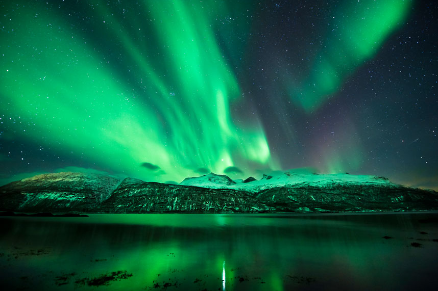 Best Places to See the Northern Lights in February