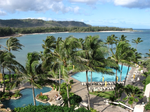Turtle Bay Resort, Hawaii