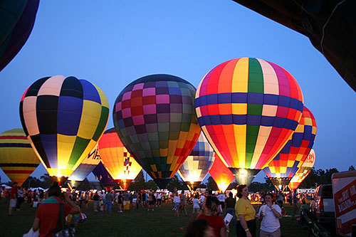 Louisiana Hot Air Balloon Championship