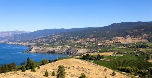 British Columbia's Okanagan Valley Has Plenty to Offer