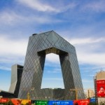 CCTV headquarters, Beijing