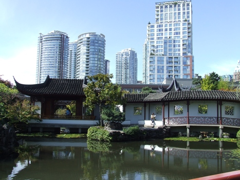 Dr. Sun Yat-Sen Classical Chinese Garden, Vancouver, British Columbia