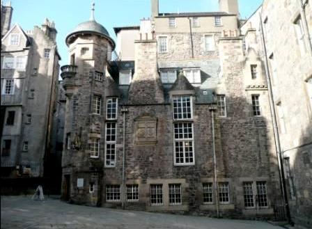 Edinburgh-writers-museum
