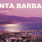 Los Angeles to Santa Barbara California USA