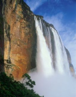 South-America-Parks-Angel-Falls