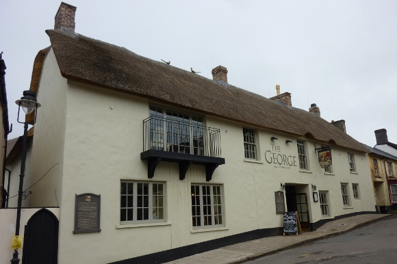 The George, Devon