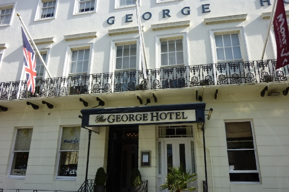 The George Hotel, Gloucestershire